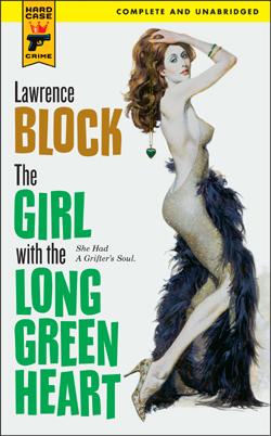 The Girl with the Long, Green Heart Lawrence Block